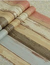 birwall vintage weathered wood panel wood plank wallpaper wall