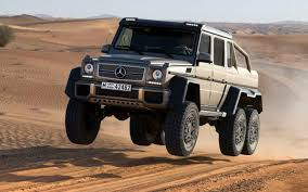 mercedes g63 amg 6x6 is king of the g class family
