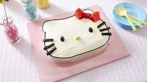 hello kitty cake recipe hello kitty cake kitty cake and