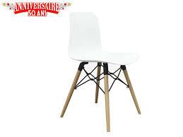 conforama siege chaise coloris blanc vente de chaise conforama