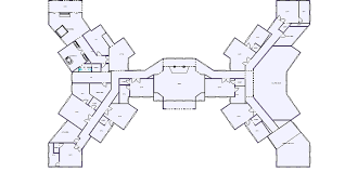 Pensmore Mansion Floor Plan Mansion House Plans