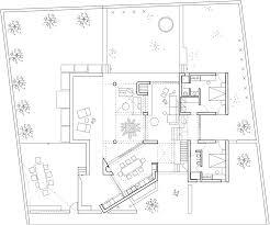 santorini house by kapsimalis architects made of white blocks