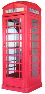 telephone booth phone booth tv tropes