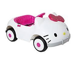 amazon kitty 6v kitty car sports u0026 outdoors