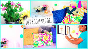 Diy Bedroom Decorating Ideas For Teens Diy Room Decorations For Teens Cute Affordable Youtube