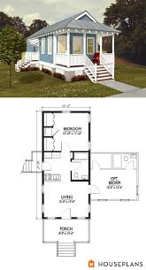 micro cottage plan from katrina cottages houseplans 514 6