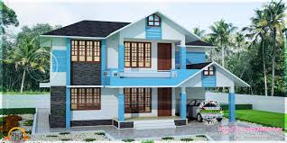 2260 square feet new home design kerala home design and floor