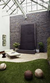 exterior design water walls for freshness in your home u2014 venidair com
