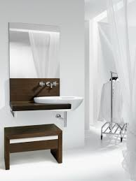 modern bathroom sink allow the bathroom of contemporary appearance