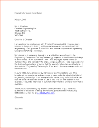 ideas collection cover letter requesting full time position about