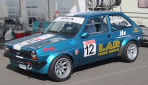 1978 ford fiesta mk1 race car front virtual car show pinterest