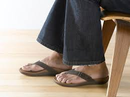vionic ryder orthaheel flip flop sandals for pronation orthotic shop