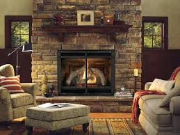 best natural gas fireplace inserts contemporary interior design