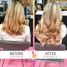 layered extensions ash mix 882 crown hair extensions