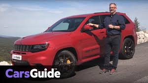 jeep tomahawk hellcat jeep grand cherokee trackhawk 2018 review carsguide