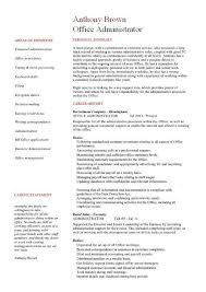 administrative duties resume best resume exle