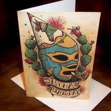 tattoo birthday card u2013 gangcraft net