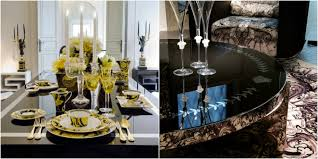 versace dining room table how to decorate your milan appartment with versace home decor