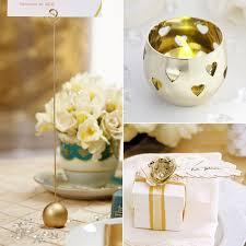 oh so elegant ivory u0026 gold wedding theme confetti co uk