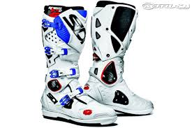 motorcycle boots review sidi crossfire 2 srs review motorcycle usa
