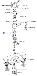 parts of a kitchen faucet diagram plumbing price pfister replacement parts faucet repair rohl country