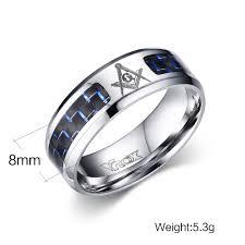 cool mens rings een gears cool unisex masonic rings