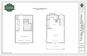 Micro House Floor Plans Texas Tiny Homes Plan 618