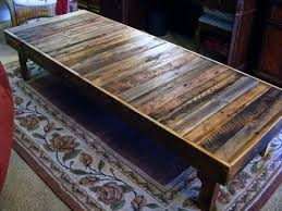 Diy Large Coffee Table by Diy Wood Pallet Projects Extra Large Rustic Reclaimed Wood