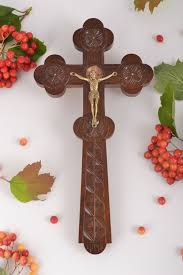religious decorations for home fabulous vintage christian cross