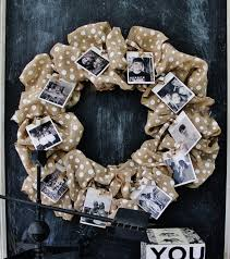 burlap photo wreath thistlewood farm