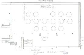 wedding floor plan template valine