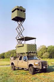 hunting truck for sale these 13 ridiculous custom deer stands actually happened