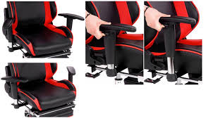 chair ergonomic recliner office ultimate best video game pc ps4