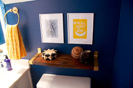 Small Bathroom Remodeling Ideas Budget Colors 7 Dramatic Design Ideas To Make Your Bathroom Pop Without A Remodel