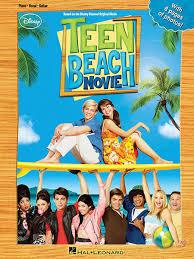 teen beach movie piano sheet music guitar chords lyrics 9 disney