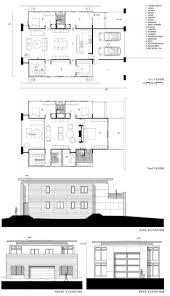 floor plans for modern homes plan architect design of house in