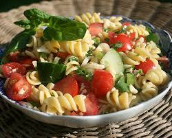u0026 mozzarella pasta salad recipe