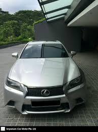 lexus gs singapore buy used toyota lexus gs350 f sport auto car in singapore 195 800