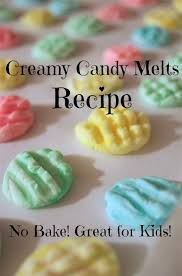 creamy candy melts simple no bake recipe for kids