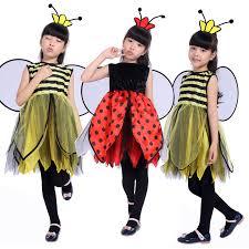 Lady Bug Halloween Costume Aliexpress Buy Free Shipping Children U0027s Masquerade Party