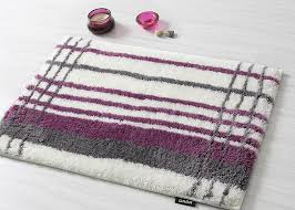 Plum Bath Rugs Purple And Gray Bathroom Rugs Bathroom Coordinates With Our