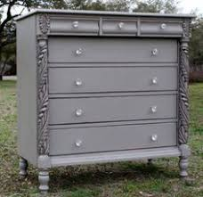 Painted Bedroom Furniture Ideas by Metallic Gray Furniture Paint We U0027re Gonna Need A Bigger House