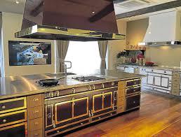 La Cornue Kitchen Designs by Eggersmann And La Cornue The Best In Kitchen Fixtures Now