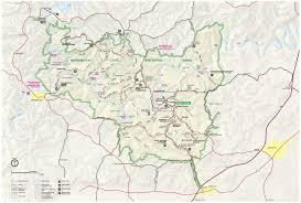 Sequoia National Park Map Mammoth Cave Maps Npmaps Com Just Free Maps Period