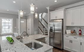 Kitchen Island Columns Traditional Kitchen With Columns U0026 Flush In Patchogue Ny Zillow