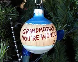 blue white ornament etsy