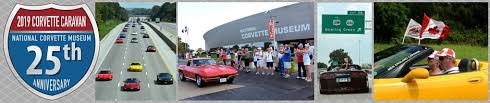 where is the national corvette museum located 2019 national corvette caravan all roads lead to bowling green