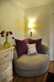 space seating interior terrific small corner space seating with round grey chair
