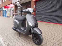 used neco azzuro scooter 125 125 gp scooter in barnet