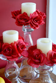 flower candle rings easy diy how to make candle floral rings exquisitely unremarkable
